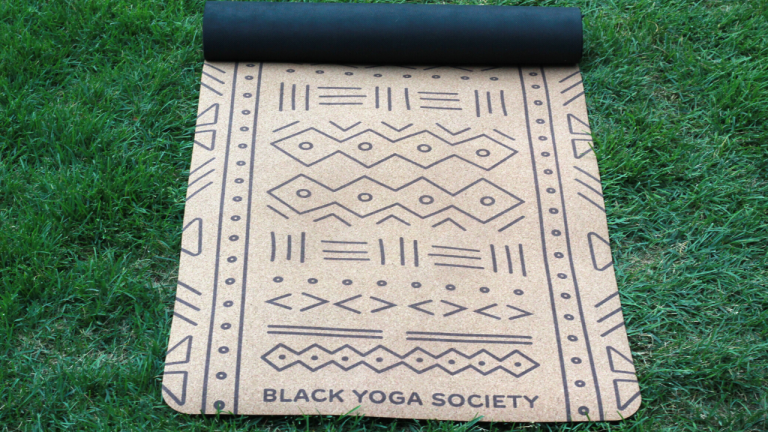 Sustainable Cork Yoga Mat