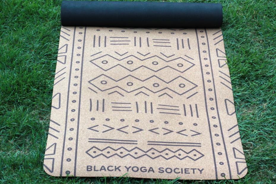 Sustainable Cork Yoga Mat